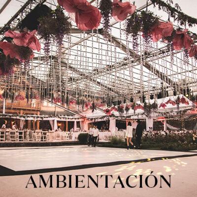 AMBIENTANCION